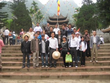 Ảnh: Công ty đi du lịch Chùa Hương